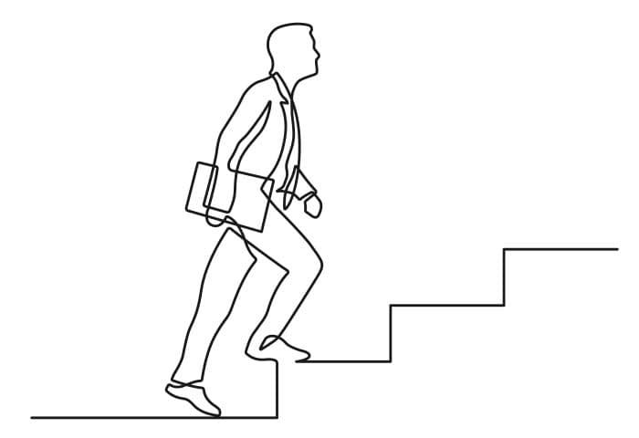 leader illustration